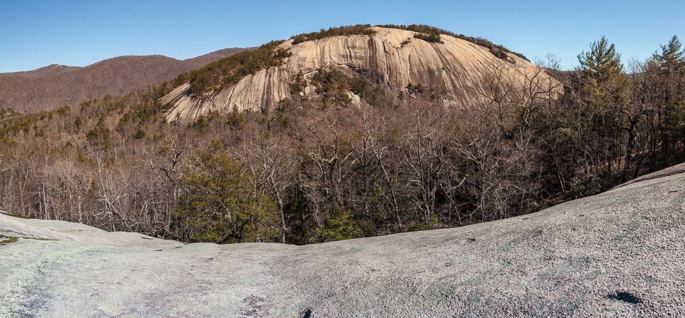 Rapt Journal Stone Mountain Panorama